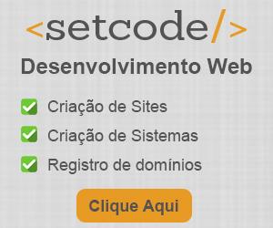 SetCode - Criação de Sites